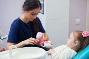 Lake Orion Fluoride and Sealants for kids